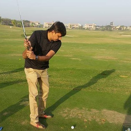 Iski to baat hi kuch aur he... #golf #sundaysport