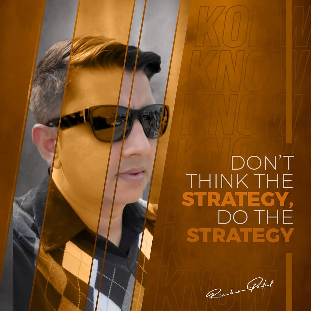 """A vision and strategy aren't enough. The long-term key to success is execution. each day. Every day."" - Richard M. Kovacevich  #vision #strategy #focus #goals #lifegoals #mindcoach #coach  #justdoit #mindset #goon #onyourway #gogetit #keepgoing #havefaith #inspiration #success #positivevibes #quotes #inspirationalquotes #lifequotes #businessman #ceo #anargroup #Rinkupatel #rinku5265  http://www.instagram.com/rinku5265"