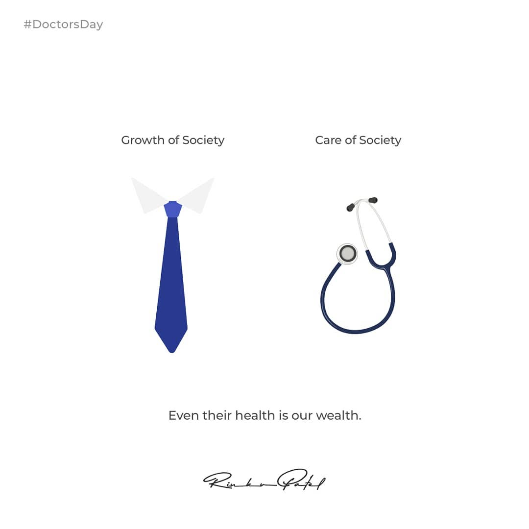 Leaders of Humanity. #doctorsday #doctors #indiadoctors #covid19 #entrepreneur #entrepreneurship #appriciationpost