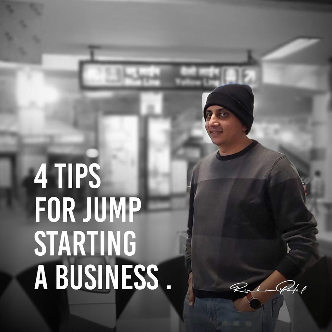The 4 steps to jump starting a business . . . #entrepreneur #entrepreneurlife #entrepreneurship #entrepreneurmindset #bright #mindset #moneymindset #moneyminded #moneymanagement #business #businessman #rinku5265 #anarrubtechpvtltd