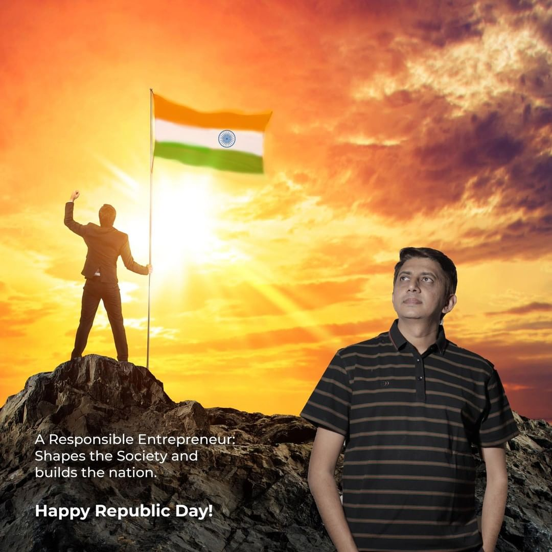 Make your nation proud with good deeds, Happy Republic Day 🇮🇳   #happyrepublicday #republicday #socialsamosa #india #26january #26january2021india #happyrepublicday🇮🇳 #entrepreneur #entrepreneurship #entrepreneurlife #republicdayindia #business